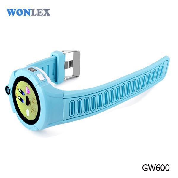 ceas-inteligent-pentru-copii-gw600-bleu-cu-telefon-localizare-gps-wifi-ecran-touchscreen-color-monitorizare-spion 2