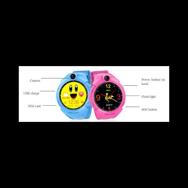 ceas-inteligent-pentru-copii-gw600-bleu-cu-telefon-localizare-gps-wifi-ecran-touchscreen-color-monitorizare-spion 6