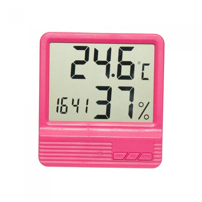 Termometru Camera Copii Roz 0